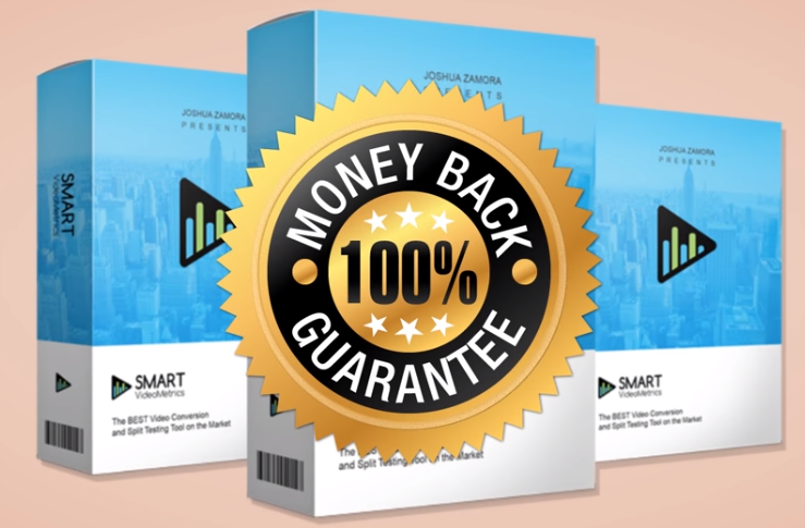 Smart Video Metrics Money Back Guranatee